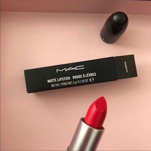 Mac Matte Lipstick Mangrove